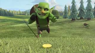 Clash of clans All Commercials Animation! (By CoC)