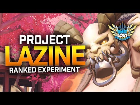 Project Lazine - An Overwatch Competitive Experiment - Is Ranked Random?