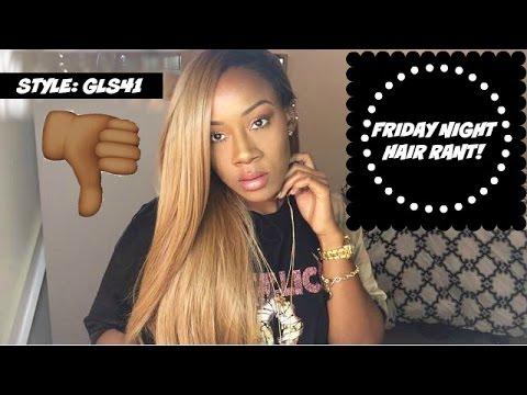 Friday Night Hair Wig-GLS41