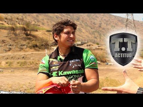 Entrenamiento basico para Motocross junto a Patricio Cabrera - Training Totem