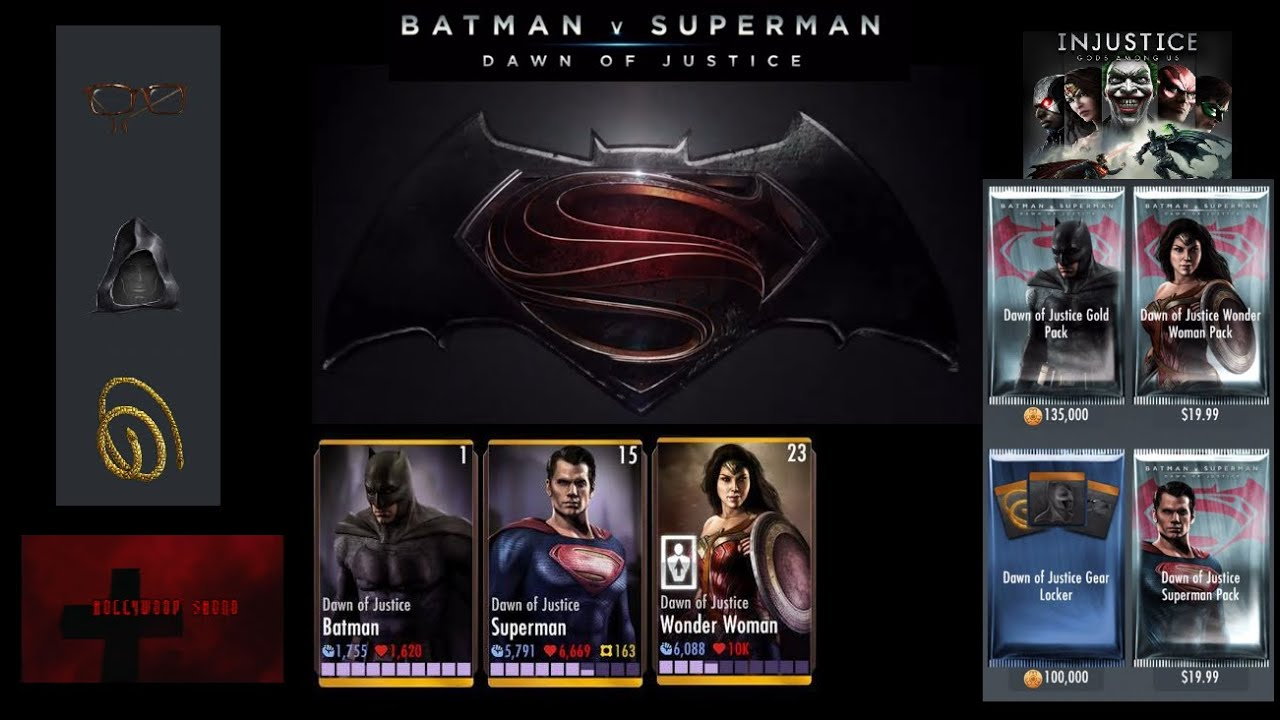 Dawn of Justice Injustice Gods Among Us - Bing images