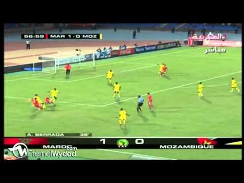 Maroc 4-0 Mozambique : (بتعليق عادل العماري (راديو مارس