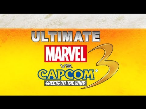 Ultimate Marvel vs Capcom 3 Sheets to the Wind
