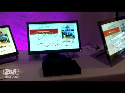 ISE 2016: Pointmaker Shows the CPN-5800 and the CPN-6000 Video Annotation Systems