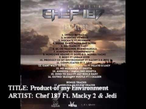 Amnesia FULL ALBUM  Chef 187
