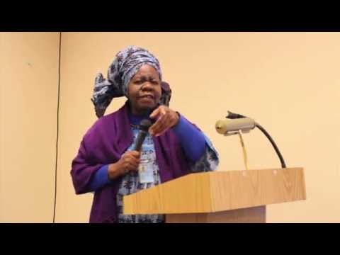 United Nations and the NGO Committee on the Status of Women, New York: Mothers Reclaiming Our Youth