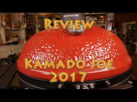 2017 Kamado Joe Review of Features