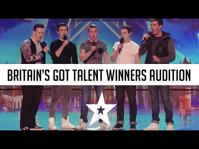 Is this a winning Britain's Got Talent audition?
