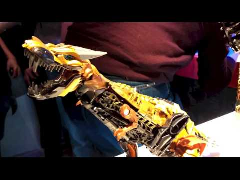 Transformers Age of Extinction Grimlock Figure Age of Extinction Grimlock