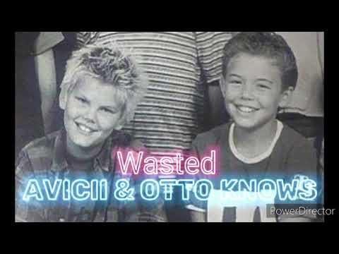 Avicii & Otto Knows - Wasted (Instrumental Remake)