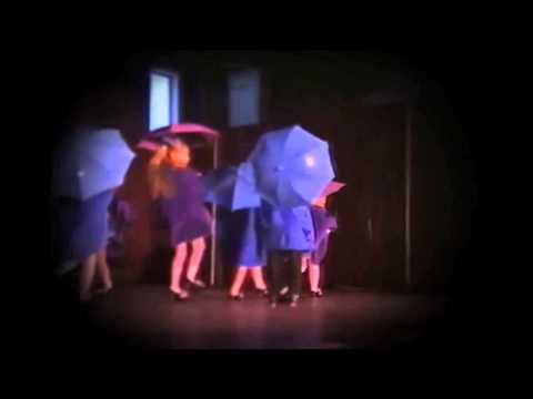 Young Derek Hough | Singing In The Rain #TeamMotough