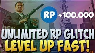 GTA 5 RP Glitch 1.10