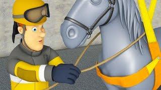 Fireman Sam New Episodes   NEW SEASON 10 🌟 Pizza Pandemonium - Sam Fighting Fire 🚒 🔥 Kids Cartoon