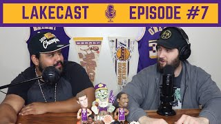 Lakers Podcast | Lebron James | Starting Line-up | Lakers Defense