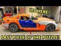"Rebuilding A Wrecked 2014 Dodge Viper TA ""TIME ATTACK"" PART 12"