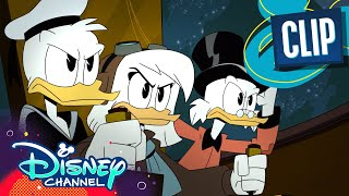 The Battle for Earth! 🌎 | DuckTales | Disney Channel