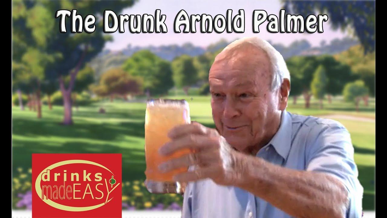 Arnold palmer drink