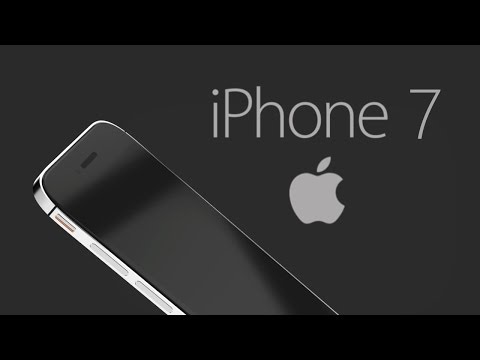 Apple iPhone 7: Concept Trailer (2016)