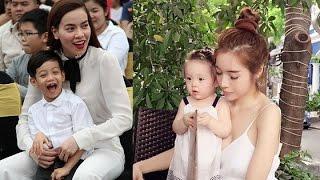 Những nhóc tỳ nổi tiếng không kém bố mẹ của showbiz Việt