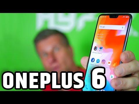 Na ez NEM GAMER telefon | OnePlus 6 teszt