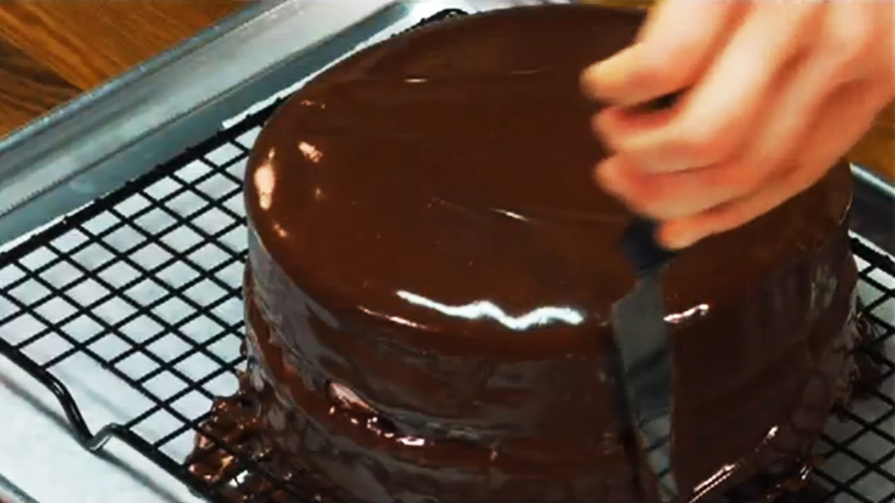 How To Make a Ganache - YouTube