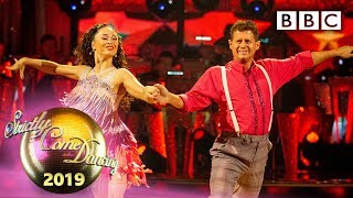 Mike and Katya Samba to 'Jump On It' - Week 5 | BBC Strictly 2019