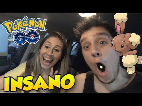 O COMEÇO MAIS EMOCIONANTE DO EVENTO DE PÁSCOA! - Pokémon Go Capturando Shiny (Parte 58)