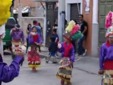Danza Chicahuales en las cumbres cultura de Aguascalientes procedente de Zacatecas