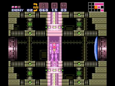 Super Metroid - Super Metroid (SNES) - Speedrun - User video