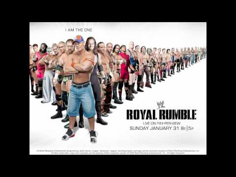 Wwe Royal Rumble 2010 Official Theme Song hero By Skillet video