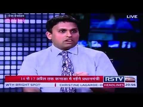 Dr. Sreeram Chaulia on Narendra Modi in France, Germany & Canada