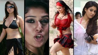Nayanthara Hot Bikini Collection - Indian Actress Compilation Edit Part 01