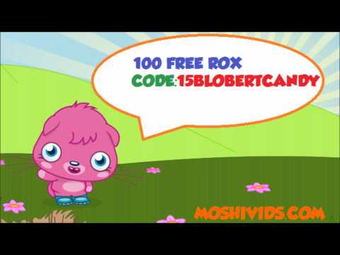 Get 7450 Moshi Monsters Secret Codes For Rox How To Save