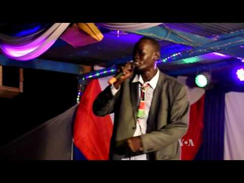 South Sudan Rapper Speaks Out Despite Threats