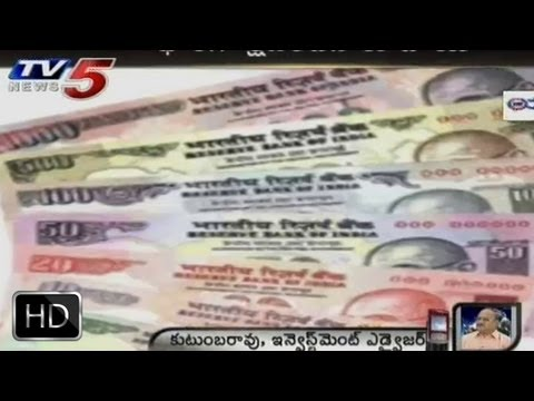 Rupee tumbles to all time -  TV5