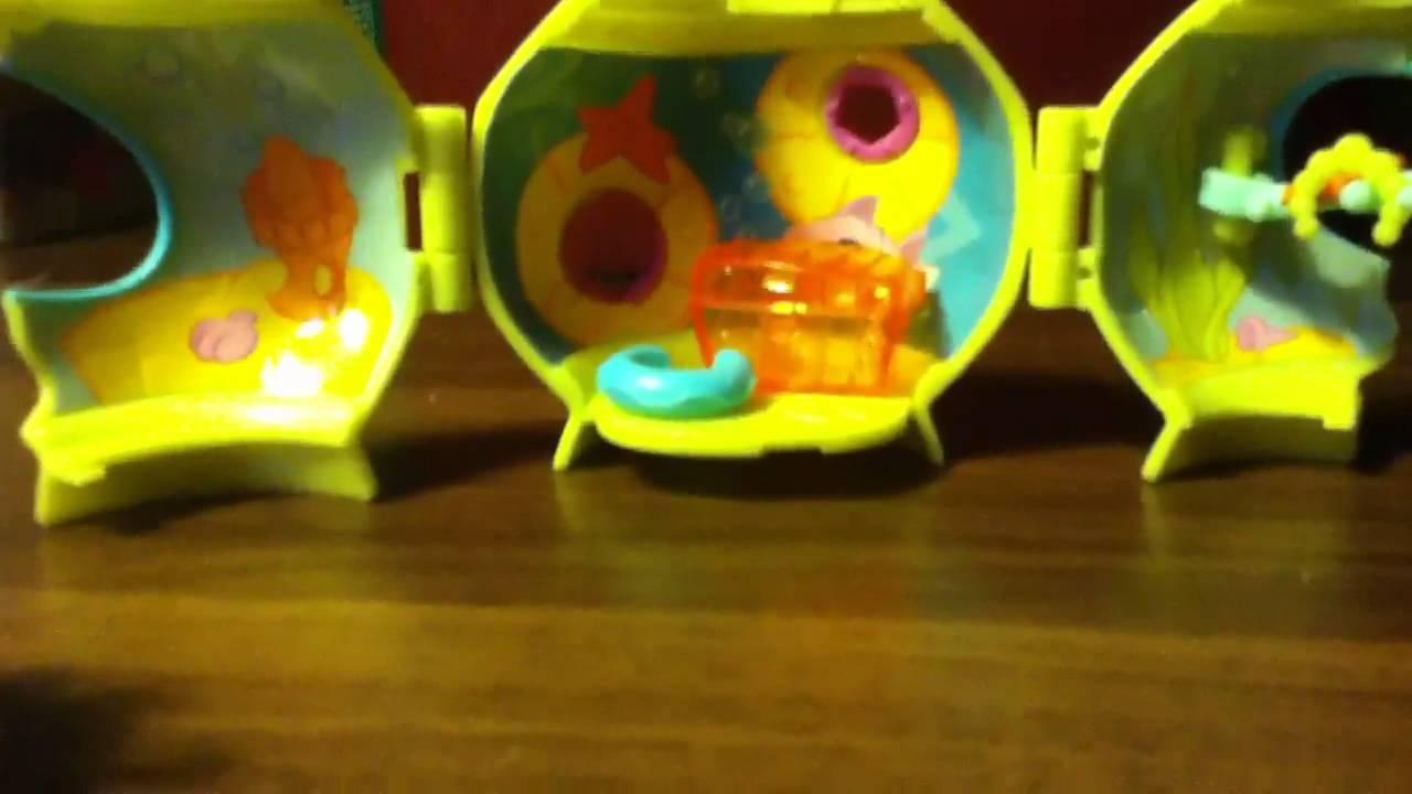 Littlest Pet Shop Seahorse my New Littlest Pet Shop Sea