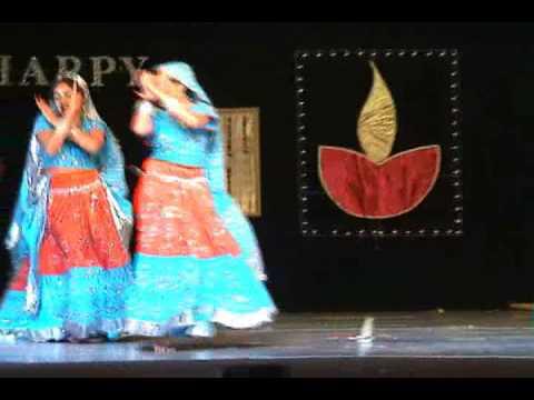 Dance on Rajasthani Folk Songs Diwali Celebrations