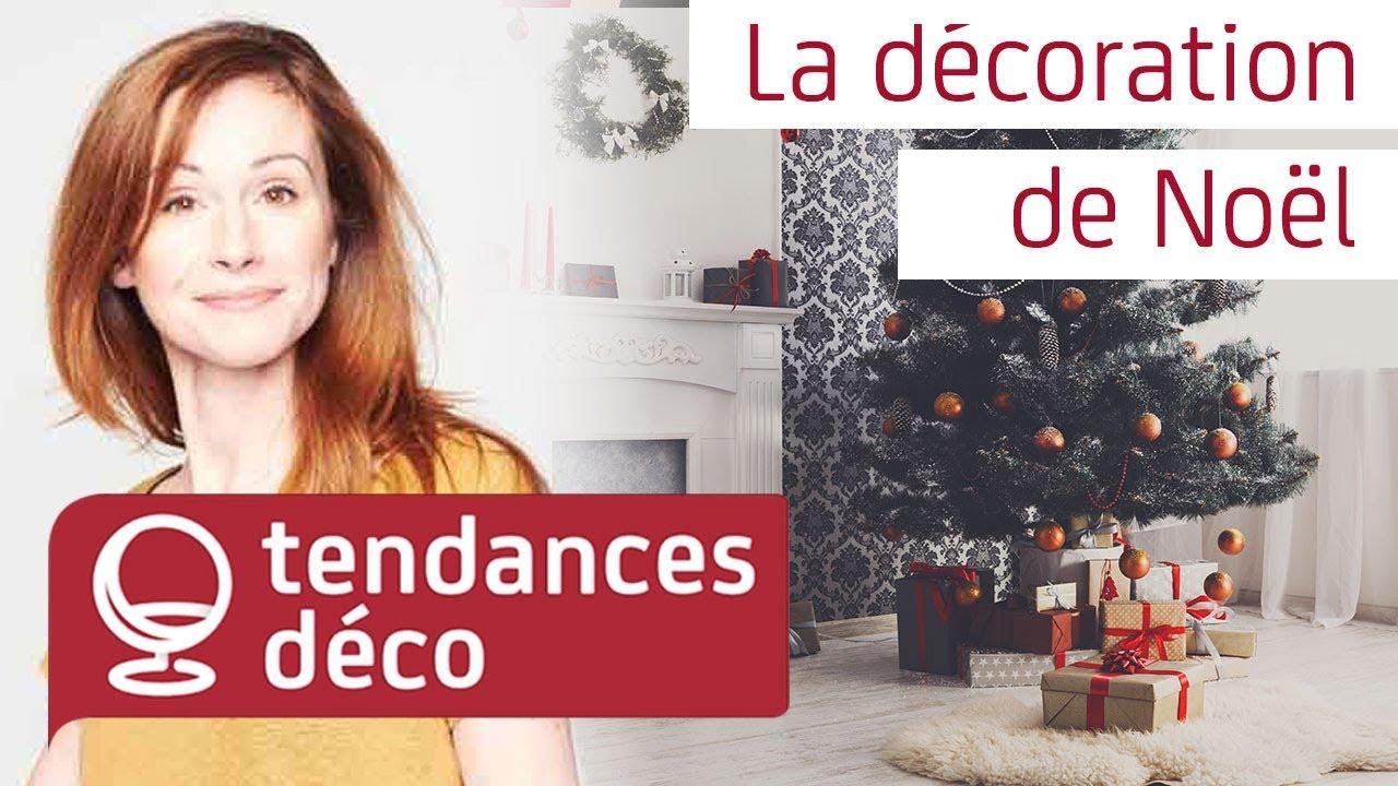 Tendances d co la d coration de no l youtube for Decoration de noel salon
