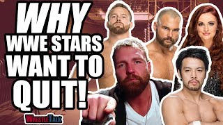 Real Reasons WWE Superstars Are Asking for Their Release | WrestleTalk