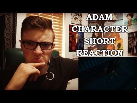 RWBY: VOLUME 6 - ADAM CHARACTER SHORT REACTION