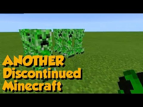 Minecraft Just Discontinued This Version - Final Update