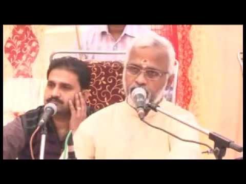 Jai Jai Ram Krishna Hari ...Bhajan. T.S.Radhakrishnaji stage...