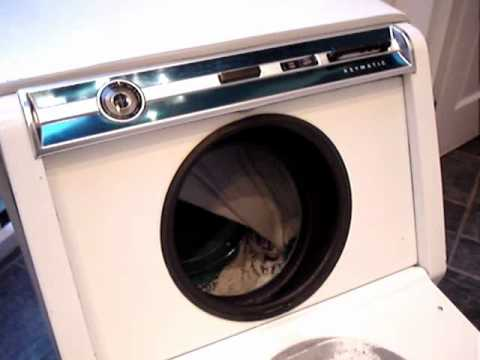 Hoover Keymatic 3226 Washing Machine (1964)