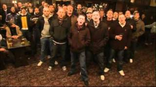 Football Hooligans Sing Truly, Madly Deeply