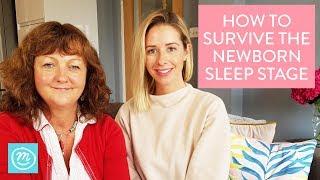 How To Survive The Newborn Sleep Stage - Baby Sleep Course | Channel Mum