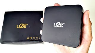 2017 Powerful Android 7.1 Nougat, Octa-Core Android TV Box - U2C Z Plus 4K UHD
