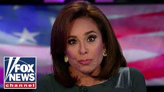 Judge Jeanine: American momentum is now around winning