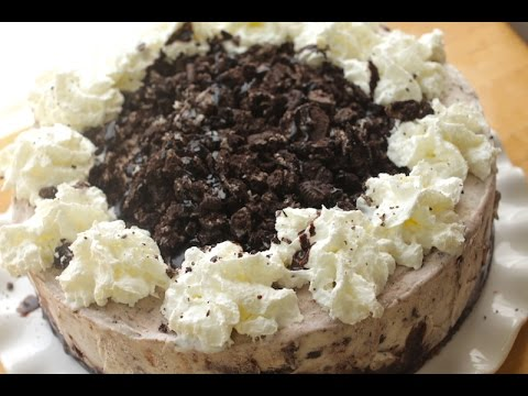 Oreo Brownie Ice Cream Cake | Simply Bakings