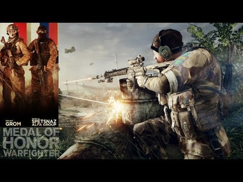 Medal of Honor Warfighter - Singleplayer Review (german)
