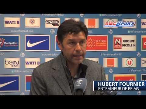 Ligue 1 / Les réactions de Jean Fernandez et Hubert Fournier après Montpellier-Reims (0-0) - 14/09
